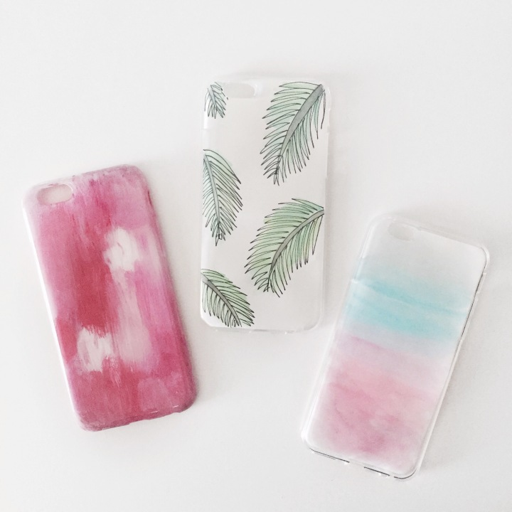 DIY Phone Cases | Easy Tutorial