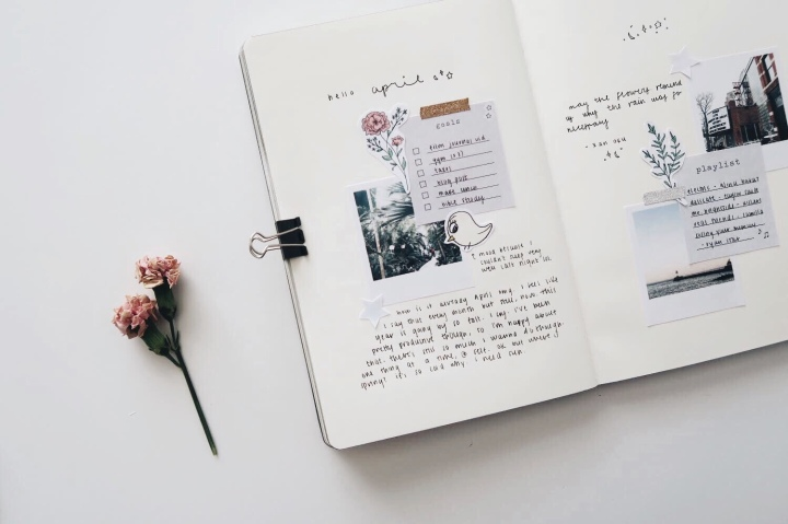 How to journal » journal with me